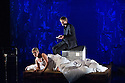 Edinburgh, UK. 30.08.2012. Scottish Opera and Music Theatre Wales present IN THE LOCKED ROOM as part of the Edinburgh International Festival. Words by David Harsent and music by Huw Watkins. Picture shows: Ruby Hughes (as Ella) and Hakan Vramsmo (as Pascoe). Photo credit: Jane Hobson.