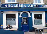 Exterior, Anglesea Arms Restaurant, London, England