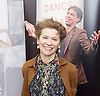 The Critics' Circle National Dance Awards 2015 <br /> at The Place, London, Great Britain <br /> 25th January 2016 <br /> <br /> Judith Mackrell <br /> Guardian arts critic <br /> <br /> <br /> Photograph by Elliott Franks <br /> Image licensed to Elliott Franks Photography Services