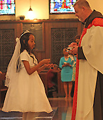 Isabella Rose 1st Communion