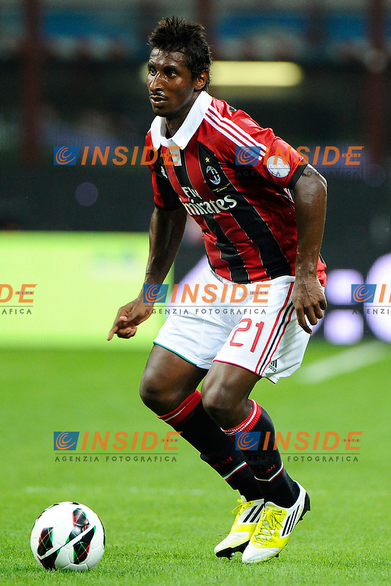 "Kevin Constant Milan.Milano 19/8/2012 Stadio ""Giuseppe Meazza San Sito"".Trofeo ""Luigi Berlusconi"".Foto Insidefoto"