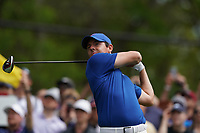 Rory McIlroy (NIR) on the 15th tee during the final round at the PGA Championship 2019, Beth Page Black, New York, USA. 20/05/2019.<br /> Picture Fran Caffrey / Golffile.ie<br /> <br /> All photo usage must carry mandatory copyright credit (© Golffile | Fran Caffrey)
