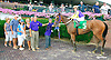 Competitive Dream winning at Delaware Park on 8/1/15