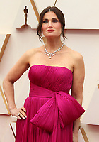 09 February 2020 - Hollywood, California - Idina Menzel. 92nd Annual Academy Awards presented by the Academy of Motion Picture Arts and Sciences held at Hollywood & Highland Center. Photo Credit: AdMedia