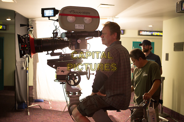 on the set of Don Jon (2013) <br /> *Filmstill - Editorial Use Only*<br /> CAP/NFS<br /> Image supplied by Capital Pictures