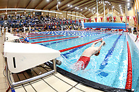 Picture by Richard Blaxall/SWpix.com - 15/04/2018 - Swimming - EFDS National Junior Para Swimming Champs - The Quays, Southampton, England - A general view of the action