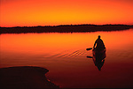 Canoeing in the Ten Thousand Islands National Wildlife Refuge