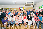 Ricky O'Halloran from Cluain Ard, Tralee celebrating his 30th birthday with family and friends at the Brogue inn  on Saturday night.