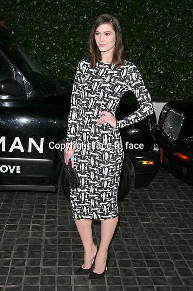 LOS ANGELES, CA - FEBRUARY 13: Mary Elizabeth Winstead at the Topshop Topman LA Opening Party at Cecconi's West Hollywood on February 13, 2013 in Los Angeles, California...Credit: MediaPunch/face to face..- Germany, Austria, Switzerland, Eastern Europe, Australia, UK, USA, Taiwan, Singapore, China, Malaysia and Thailand rights only -