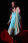 FORT LAUDERDALE, FL - AUGUST 09: Shreya Ghoshal performs at Broward Center For The Performing Arts on August 9, 2014 in Fort Lauderdale, Florida. (Photo by Johnny Louis/jlnphotography.com)