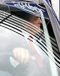 FUDBAL, BEOGRAD, 01.10.2009. - Selektor fudbalske reprezentacije Srbije Radomir Antic saopstio je spisak sa imenima igraca na koje racuna za poslednje dve utakmice kvalifikacija za plasman na Svetsko prvenstvo protiv Rumunije 10. oktobra u Beogradu i 14. oktobra protiv Litvanije u gostima.. Foto: Nenad Negovanovic - Sportska centrala