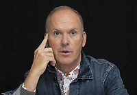 Michael Keaton, who stars in 'Dumbo', at the Beverly Hilton Hotel in Beverly Hills, CA. 100319 Credit: Magnus Sundholm/Action Press/MediaPunch ***FOR USA ONLY***