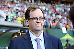 06 August 2014: MLS President and CEO Mark Abbott. The Major League Soccer All-Stars played Bayern Munich of the German Bundesliga at Providence Park in Portland, Oregon in the 2014 MLS All-Star Game.