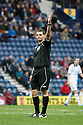 Referee Dean Mohareb. - Preston North End v Stevenage - Deepdale, Preston - 10th December 2011  .© Kevin Coleman 2011 . .
