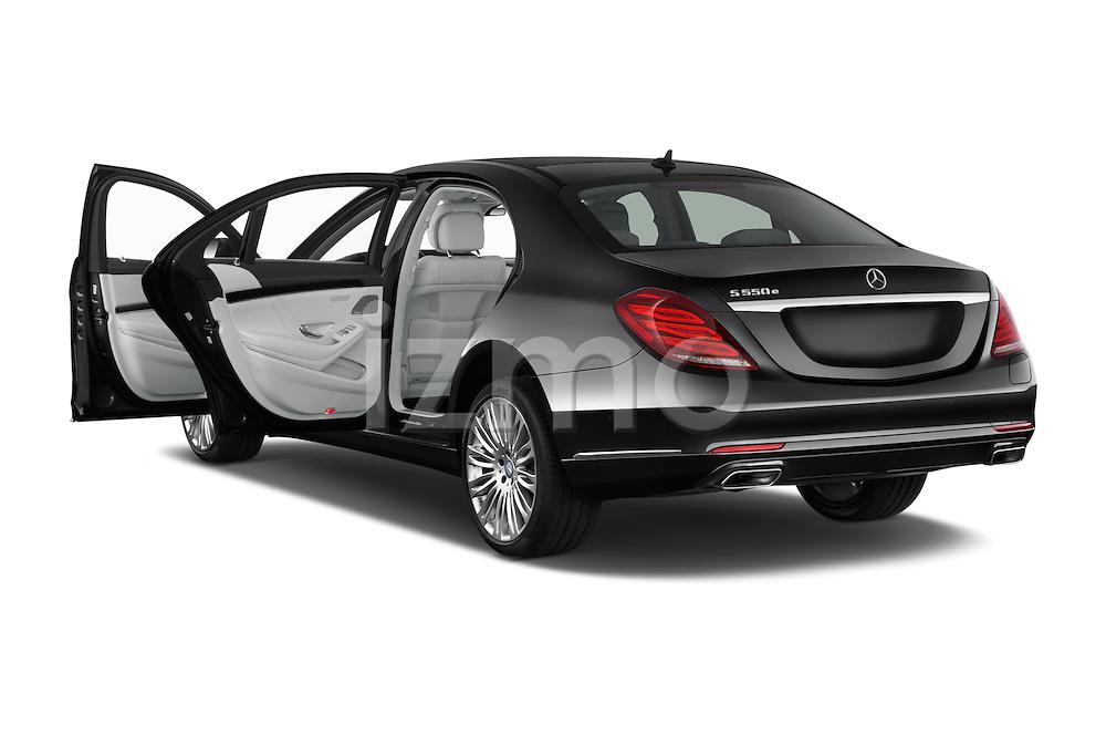 Car images of 2017 Mercedes Benz S-Class S550-PLUG-IN-HYBRID 4 Door Sedan Doors