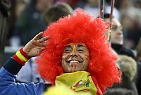 Spanische Fans gut gelaunt - 23.03.2018: Deutschland vs. Spanien, Esprit Arena Düsseldorf