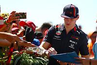 #33 Max Verstappen Aston Martin Red Bull Racing Honda. Austrian Grand Prix 2019 Spielberg.<br /> Zeltweg 30/06/2019 GP Austria <br /> Formula 1 Championship 2019 Race  <br /> Photo Federico Basile / Insidefoto