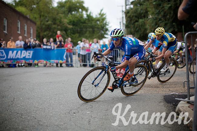 Valentina Scandolara (ITA)<br /> <br /> Elite Women Road Race<br /> UCI Road World Championships Richmond 2015 / USA