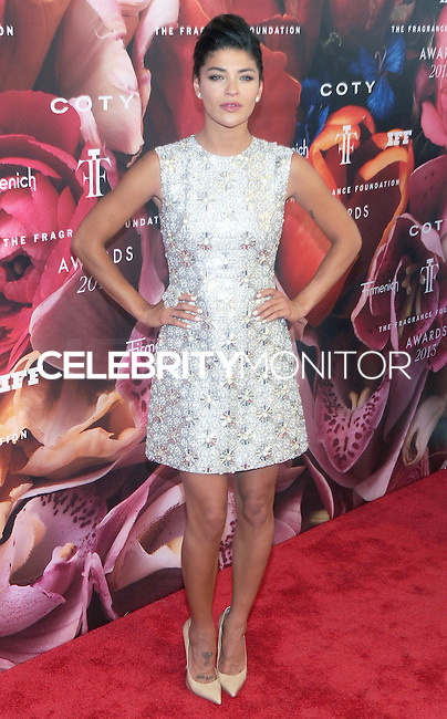 NEW YORK, NY - JUNE 12: Jessica Szohr attends the 2013 Fragrance Foundation Awards at Alice Tully Hall at Lincoln Center on June 12, 2013 in New York City. (Photo by Celebrity Monitor)