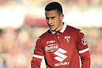 Alejandro Berenguer of Torino FC during the Serie A match at Stadio Grande Torino, Turin. Picture date: 12th January 2020. Picture credit should read: Jonathan Moscrop/Sportimage