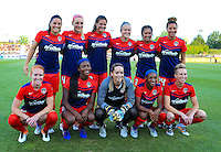 Boyds, Maryland. - Saturday, September 03 2016: The Washington Spirit and the Western New York Flash played to a 1-1 draw in WNSL match at Maureen Hendricks Field.