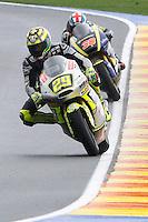 11.11.2012 SPAIN GP Generali de la Comunitat Valenciana Moto 2  Race. The picture show Andrea Iannone (Italian rider Speed Master FTR)