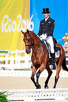 01-NZL RIDERS: (EVENTING) 2016 Rio Olympic Games