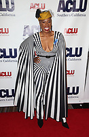 BEVERLY HILLS, CA - DECEMBER 3: Aisha Hinds, at ACLU SoCal's Annual Bill Of Rights Dinner at the Beverly Wilshire Four Seasons Hotel in Beverly Hills, California on December 3, 2017. Credit: Faye Sadou/MediaPunch /NortePhoto.com NORTEPHOTOMEXICO