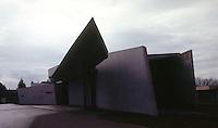 Vitra, Design Museum, weil am Rhein, Zaha Hadid