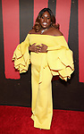 Alex Newell attends Broadway Opening Night After Party for 'Hadestown' at Guastavino's on April 17, 2019 in New York City.
