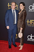 BEVERLY HILLS, CA - NOVEMBER 04: Brad Bird, Sophia Bush arrives at the 22nd Annual Hollywood Film Awards at the Beverly Hilton Hotel on November 4, 2018 in Beverly Hills, California.<br /> CAP/ROT/TM<br /> &copy;TM/ROT/Capital Pictures