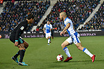 Leganes Nordin Amrabat vs Real Madrid during Copa del Rey  match. A quarter of final go. 20180118.