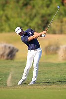 Paul Waring (ENG) on the 9th during the 1st round of the 2017 Portugal Masters, Dom Pedro Victoria Golf Course, Vilamoura, Portugal. 21/09/2017<br />