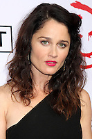 LOS ANGELES, CA - OCTOBER 13: Robin Tunney at 'The Mentalist' 100th episode celebration at The Edison on October 13, 2012 in Los Angeles, California. © mpi22/MediaPunch Inc. /NortePhotoAgency
