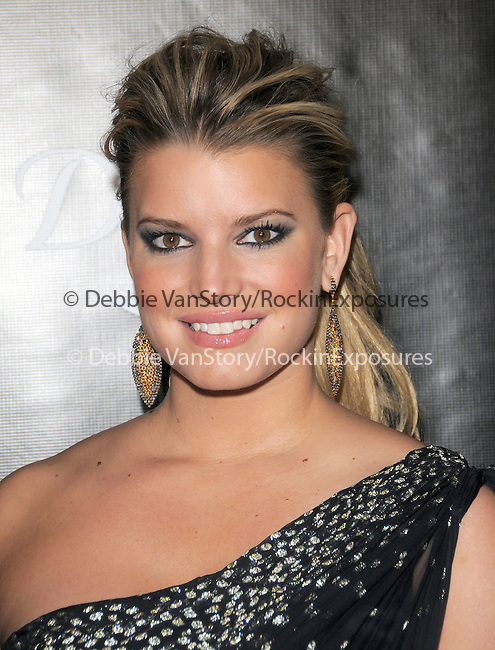 Jessica Simpson at the Gracie Awards Gala held at The Beverly Hilton Hotel in Beverly Hills, California on May 25,2010                                                                   Copyright 2010  DVS / RockinExposures