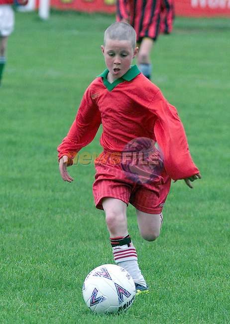 Action from the Alter servers finals at United Park..Picture Paul Mohan Newsfile
