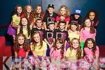 Tenacity Juniors taking part in the heats of Kerrys got Talent at Siamsa Tire on Sunday night.