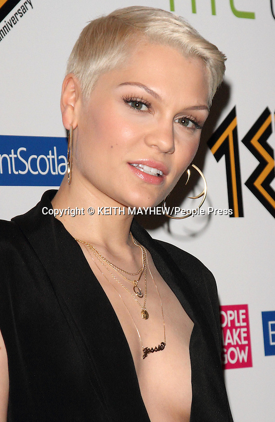 Jessie J at the MOBO Awards Nominations Launch at the Grand Connaught Rooms, London - September 3rd 2013<br /> <br /> Photo by Keith Mayhew