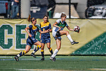 1 September 2019: University of Vermont Catamount Midfielder/Forward Frances O'Donnell, a Freshman from Kenwood, CA, in action against the Merrimack College Warriors in Game 3 of the TD Bank Women's Soccer Classic at Virtue Field in Burlington, Vermont. The Lady Warriors rallied in the second half to defeat the Catamounts 2-1. Mandatory Credit: Ed Wolfstein Photo *** RAW (NEF) Image File Available ***
