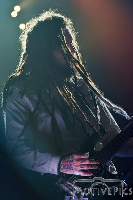 Korn playing Peabody Opera House May 25th, 2013.