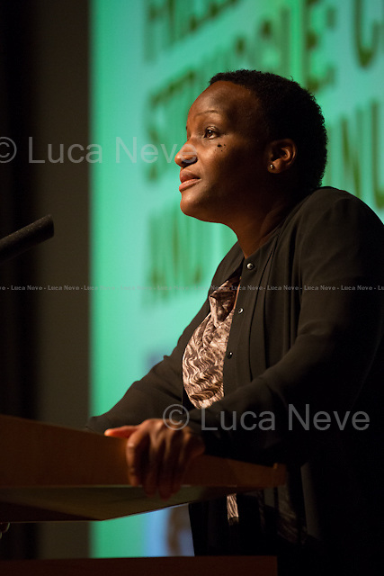 Professor Patricia Tuitt, Professor of Law and Executive Dean - School of Law at Birkbeck.<br /> <br /> London, 25/10/2013. Today, Angela Davis delivered a lecture, &quot;Freedom is a Constant Struggle: Closures and Continuities&quot;, for the Annual Law Lecture organised by the School of Law of Birkbeck University. Sharing the stage and delivering the second part of the session was Michael Mansfield QC (English barrister. A republican, vegetarian, socialist, and self-described &quot;radical lawyer&quot;). Angela Davis is an American political activist, scholar, and author. She emerged as a nationally prominent activist in the 1960s, as a leader of the Communist Party USA, and had close relations with the Black Panther Party through her involvement in the Civil Rights Movement despite never being an official member of the party. She is the founder of Critical Resistance, an organization working to abolish the prison-industrial complex. She is a Distinguished Professor Emerita of History of Consciousness and Feminist Studies at the University of California, Santa Cruz.<br /> <br /> Here there is the link to the podcast to listen the lecture: http://bit.ly/1eShSDi