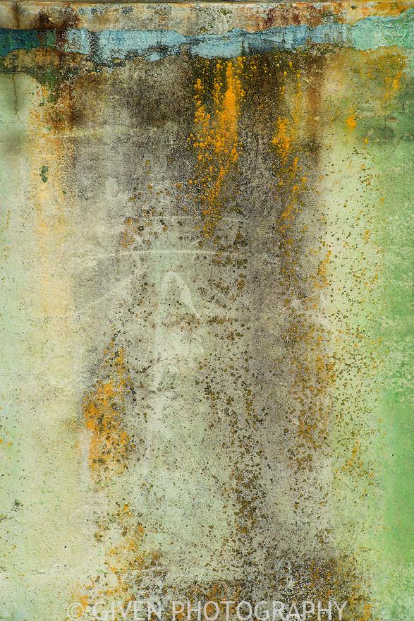 Abstract of wall, Washington