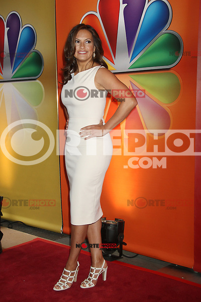 Mariska Hargitay at NBC's Upfront Presentation at Radio City Music Hall on May 14, 2012 in New York City. © RW/MediaPunch Inc.