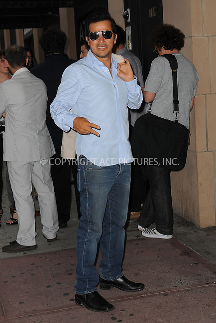 "WWW.ACEPIXS.COM . . . . . .July 10, 2012...New York City....John Leguizamo attends the New York Premiere of Oscilloscope Laboratories ""Shut Up And Play The Hits: The Very Loud Ending of LCD Soundsystem July 10, 2012 in New York City. ....Please byline: KRISTIN CALLAHAN - WWW.ACEPIXS.COM.. . . . . . ..Ace Pictures, Inc: ..tel: (212) 243 8787 or (646) 769 0430..e-mail: info@acepixs.com..web: http://www.acepixs.com ."