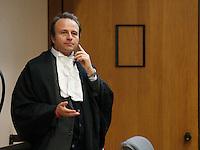 Processo  contro la presunta compravendita dei senatori <br /> nella foto i PM   john henry Woodcock