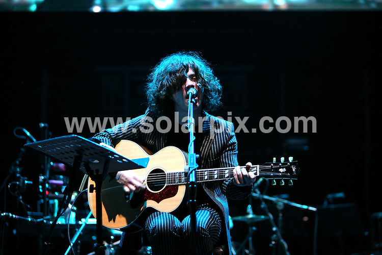**ALL ROUND PICTURES FROM SOLARPIX.COM**.**WORLDWIDE SYNDICATION RIGHTS**..The View perform at the Royal Albert Hall in aid of the Teenage Cancer Trust on 26.03.07.  The View are: Kyle Falconer, Kieren Webster, Pete Reilly, Steven Morrison...JOB REF:  3607     SSD     DATE:  26.03.07.**MUST CREDIT SOLARPIX.COM OR DOUBLE FEE WILL BE CHARGED* *UNDER NO CIRCUMSTANCES IS THIS IMAGE TO BE REPRODUCED FOR ANY ONLINE EDITION WITHOUT PRIOR PERMISSION*