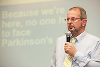 Nottinghamshire branch Parkinson's UK meeting