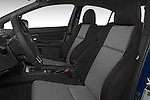Front seat view of 2017 Subaru WRX 2 4 Door Sedan Front Seat  car photos