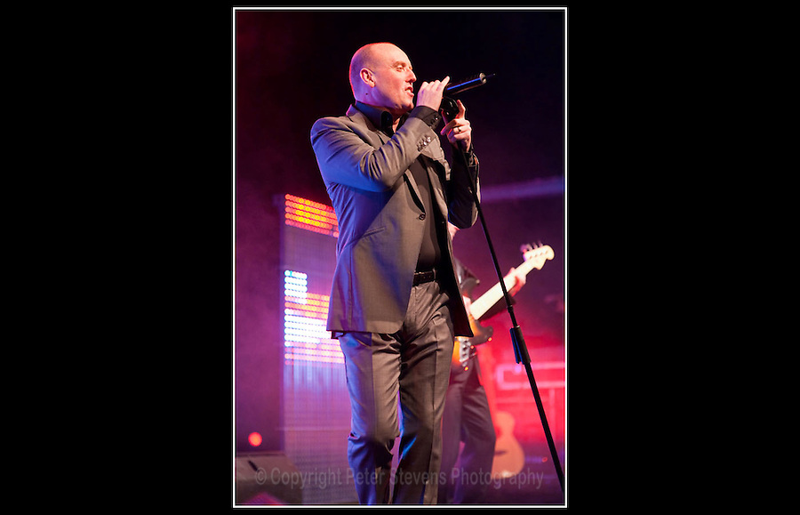Heaven 17 Live at The HMV Forum for the 30th Anniversary Tour of 'Penthouse & Pavement' - 28th November 2010