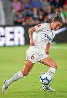 Washington, DC. - Saturday, September 14, 2019: The Washington Spirit tied Reign FC 2-2 in a NWSL match at Audi Field.